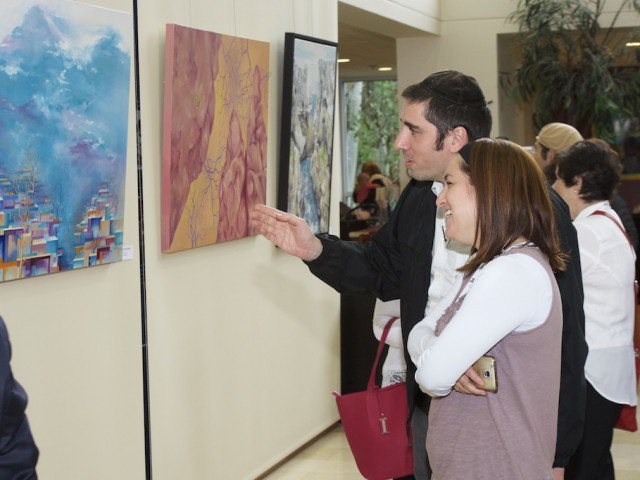 MJCC realizes lobby gallery