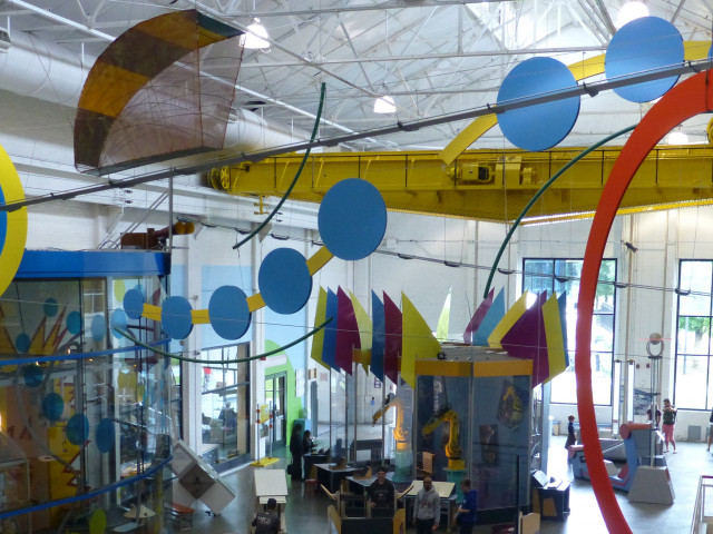 OMSI's Maker Initiative Connects Science with Art, Heritage and Humanities