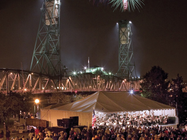 Oregon Symphony Waterfront Concert to be bigger than ever