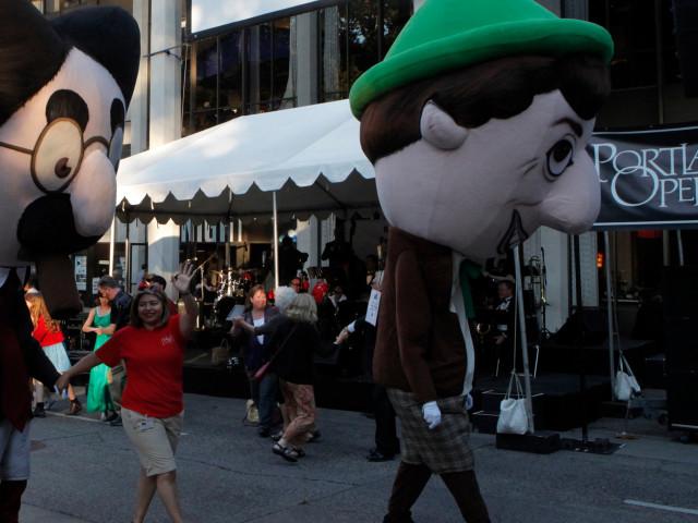 Portland Opera to close 50th anniversary season with Aug. 1 Street Fair