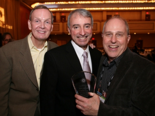 White Bird Co-Founders, Walter Jaffe and Paul King, Receive National Award for Programming Excellence